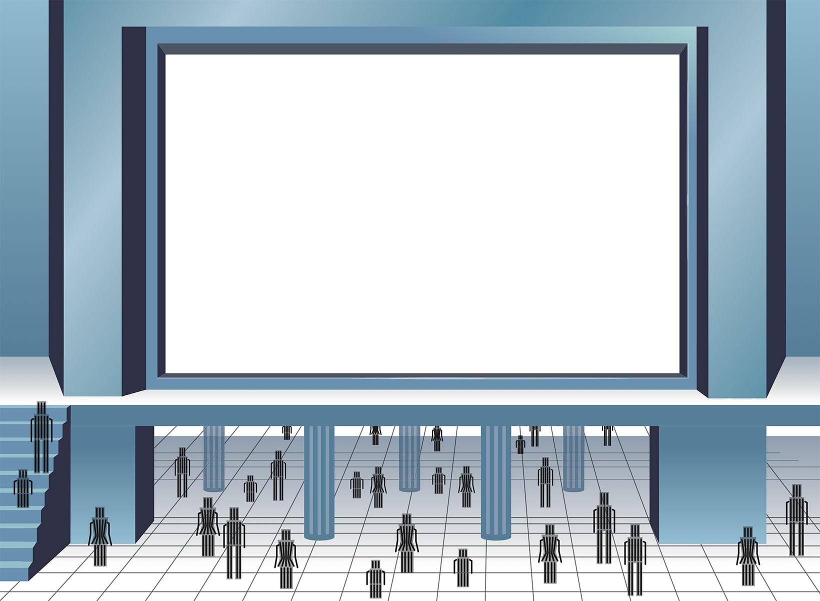 デジタルサイネージ市場が急拡大。活用事例を徹底紹介