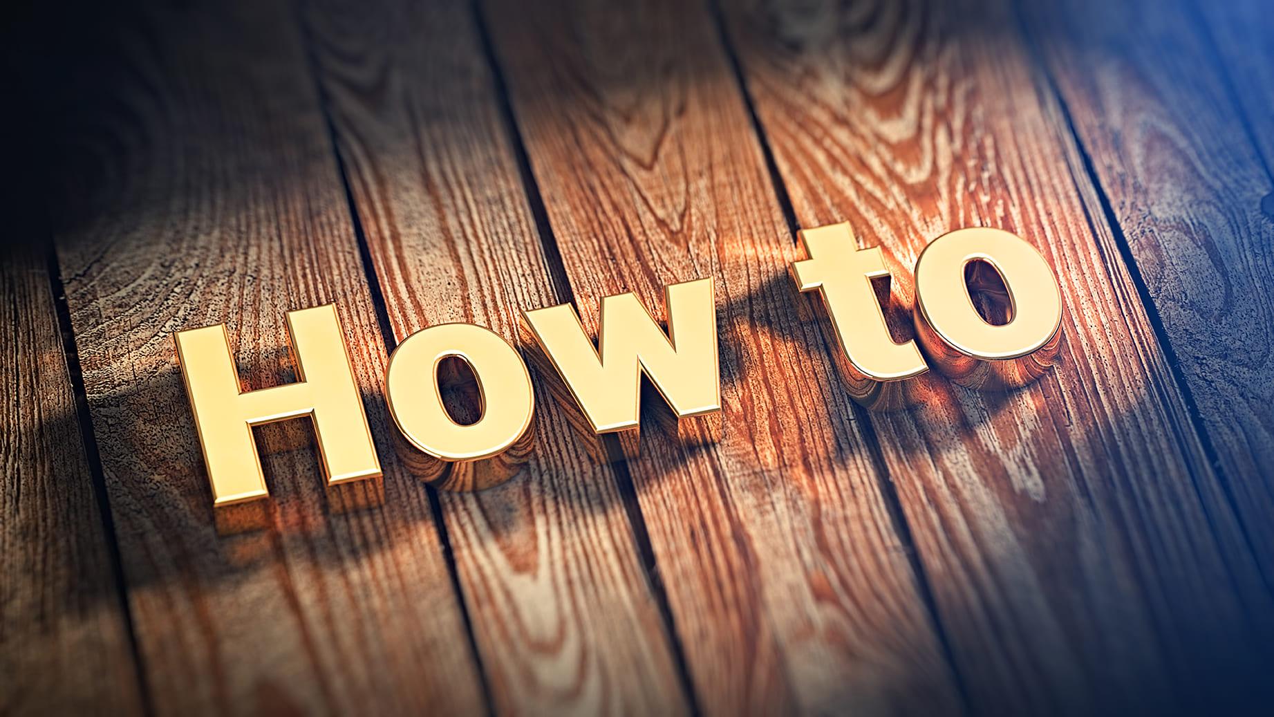 しっかりと見られる動画の制作のコツと事例【How To動画編】