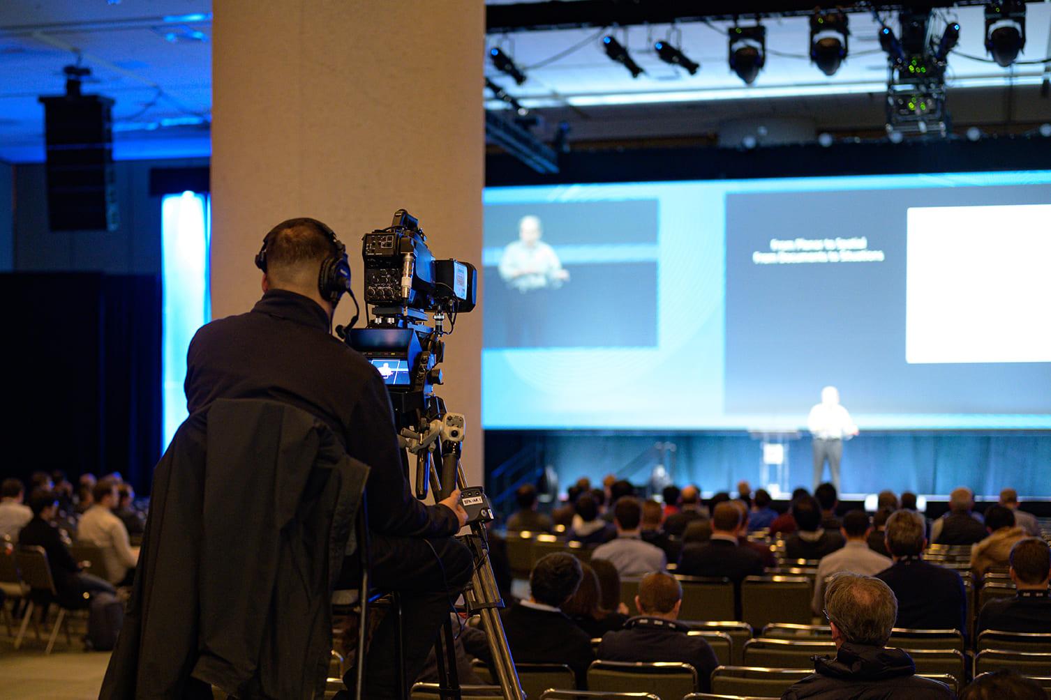 動画でイベントを盛り上げよう!イベントで映える映像制作のコツ5つ
